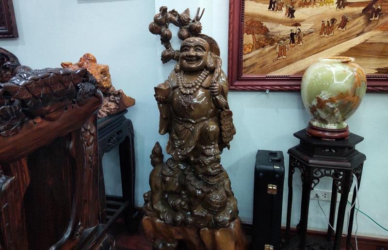 Nằm mơ thấy Phật Di Lặc đánh con gì? Phật Di Lặc là số mấy?