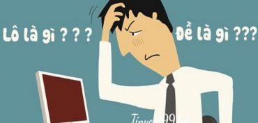 Lô đề khác nhau thế nào? Tìm hiểu sự khác nhau giữa đánh lô và đánh đề