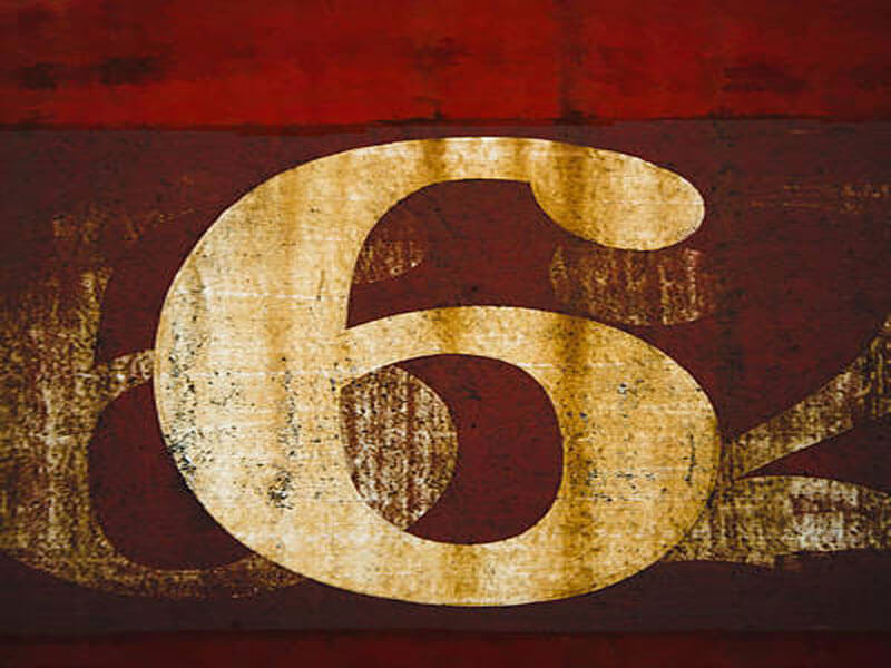 Nằm mơ thấy số 6 đánh con gì? Giải mã giấc mơ số 6